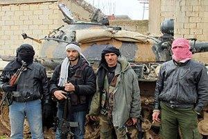 """""""Аль-Каида"""" заявила о дезертирстве подготовленных США сирийских боевиков"""