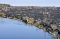 Рада ввела драконівські штрафи за спалювання рослинності і підпал лісів