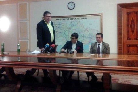 Конфликт с Саакашвили может закончиться для Пивоварского отставкой, - СМИ