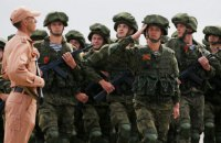 У Сирію відправили батальйон військової поліції з Інгушетії