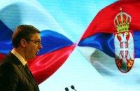 В Сербии экстренно собрался Совбез из-за обострения в отношениях с Косово