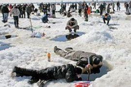 Голова Держводгоспу знайшов винних у загибелі риби в Київському морі