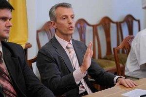 Хорошковский не гарантирует честных выборов по мажоритарным округам