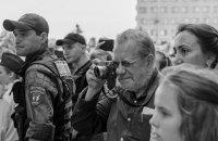 """Віктор Марущенко: """"Найкращі фотографії з Донбасу зняті бійцем на телефон"""""""