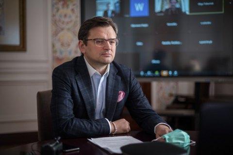 ТКГ все больше напоминает театр абсурда из-за позиции РФ, - Кулеба