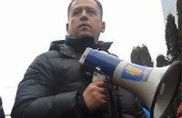 Арестовали главу Хмельницкого СБУ Виктора Крайтора