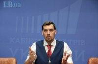 Гончарук обговорив з прем'єром Польщі автомобільні вантажні перевезення