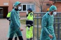 В Италии заявили о третьей жертве коронавируса
