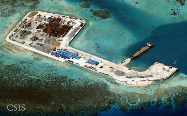 ЕС обеспокоен возможностью поддержки странами ЦВЕ позиции КНР по спорным территориям