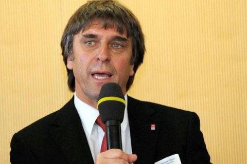 Новым президентом украинской Премьер-лиги избран швейцарец Гримм