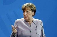 Меркель: минские соглашения не выполнены, но остаются основой (обновлено)