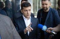 Зеленский настаивает, что не пользовался услугами американских лоббистов