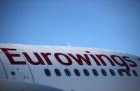 Немецкий лоукостер планирует полеты из Киева в Берлин с 2018