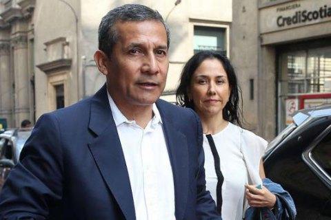 Прежнего перуанского президента иего супругу взяли под стражу