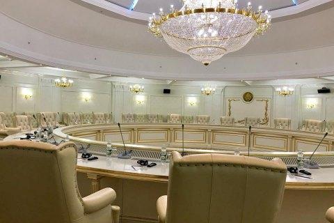 Контактная группа по Донбассу провела первое в этом году заседание