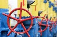 Украина снова качает газ из России