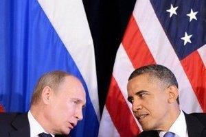"""Путін розповів Обамі про """"розгул екстремістів"""" в Україні"""
