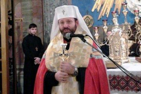 Глава УГКЦ Святослав заявил, что готов стать донором после смерти