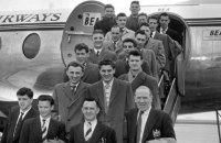 """Сегодня 60-я годовщина авиакатастрофы, в которой погибла команда """"Манчестер Юнайтед"""""""