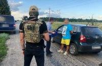 Винницкий налоговик, попавшийся на взятке, арестован с залогом 254 тыс. гривен