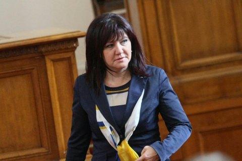 Спікер парламенту Болгарії потрапила у ДТП
