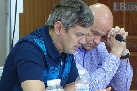 Труханов не прийшов до суду щодо його декларації