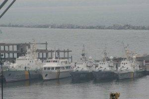 Держприкордонслужба посилює охорону морського кордону України