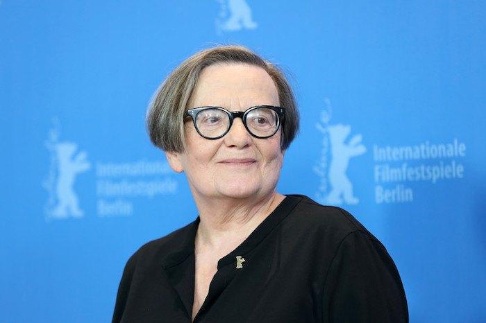 Агнешка Холланд в Берлине