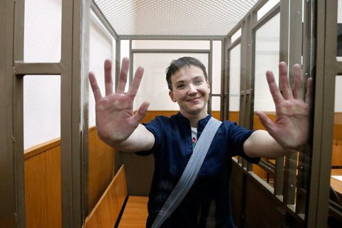 Савченко призупинила голодування до травневих, - адвокат