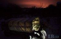 За последнюю ночь боевики 8 раз обстреляли позиции сил АТО