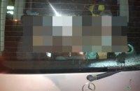 Во Львове пьяная женщина везла троих детей в багажнике