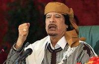 Каддафи угрожает Западу священной войной
