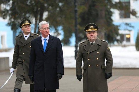 Британські інструктори підготували 3 тис. українських солдатів