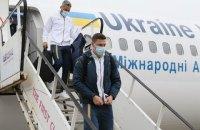 Усі нові тести на ковід у гравців збірной України з футболу виявилися негативними