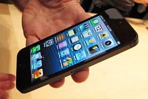 Началась продажа iPhone 5