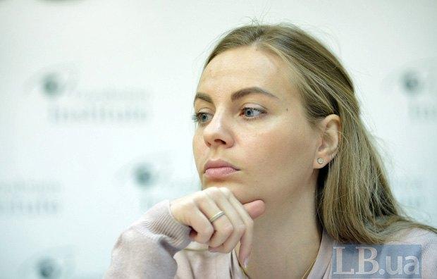 Олена Сотник