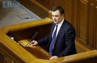 Глава Счетной палаты задекларировал 400 тыс. гривен доходов и $300 тыс. наличными
