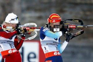 Біатлон. Жіноча збірна України втратила медаль в естафеті