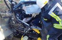 У ДТП під Миколаєвом загинули двоє керівників обласного управління поліції