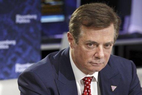 Экс-главу штаба Трампа Манафорта арестовали взале суда