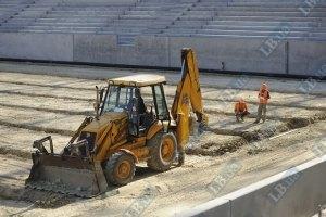 Строительство стадиона в Славском обойдется бюджету в 23 млн грн