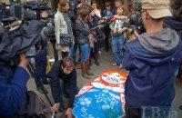 Міліція затримала двох російських журналістів на Майдані (оновлено)