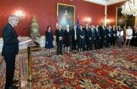 Новый канцлер Австрии Бригитта Бирляйн принесла присягу