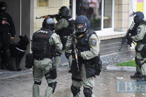 СБУ вконце рабочей недели проведет антитеррористические учения рядом сКрымом