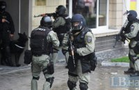 СБУ анонсировала антитеррористические учения вблизи Крыма