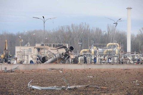 Поставки газа, прерванные после взрыва на хабе в Австрии, возобновились