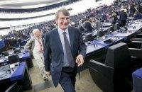 Головою Європарламенту обрано італійця Давида-Марію Сассолі