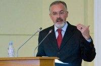 Табачник считает ректора Мельника пятном на украинской системе образования