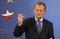 Туск: Україна може підписати Асоціацію з ЄС вже наприкінці березня