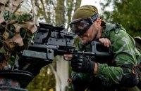 Боевики 19 раз обстреляли позиции военных в зоне АТО